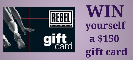 Lane Cove Podiatry gift card promotion